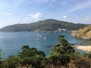 Widoki wTajlandii