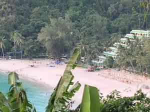 Plaża wTajlandii
