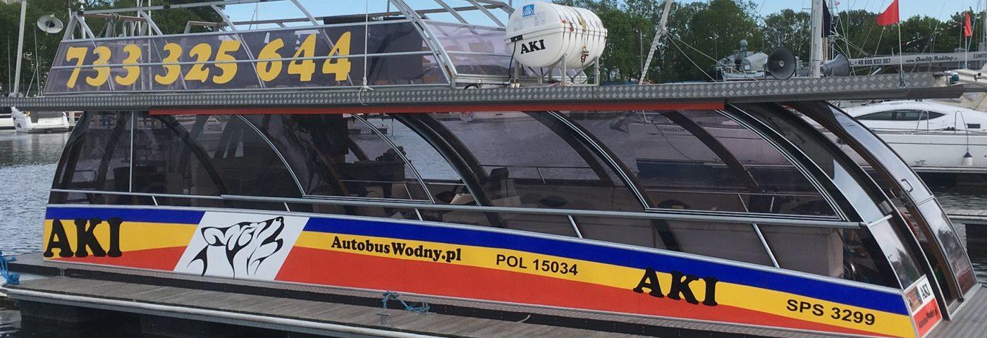 Autobus Wodny Kolobrzeg
